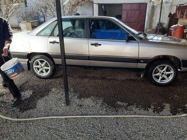 диски на ауди 100 в Кыргызстан: Audi 100 1.8 л. 1989