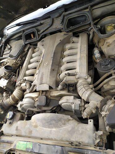 Мотор, коробка передач, навесные, двери, усилитель, сд ченджер, блок А
