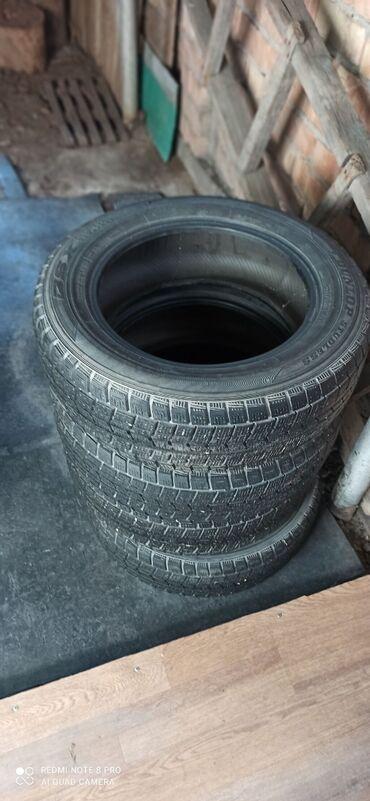 куплю диски на 16 бу в Кыргызстан: Продаю резину зимнюю R16 стояли на Камри 50Параметры узнаю позже