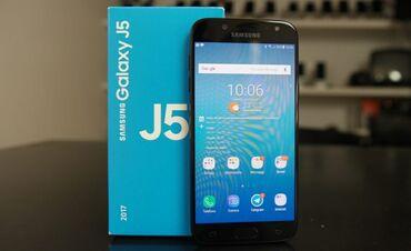 Б/у Samsung Galaxy J5 16 ГБ Черный