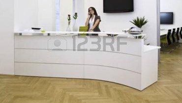 reception - Azərbaycan: Dasinmaz emlak sirketine reception xanim teleb olunur. Telebler:emek