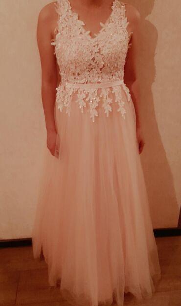 вечернее платье в горошек в Кыргызстан: Продаю 2 платья по 3000с одевала всего один разбрака нет покупала