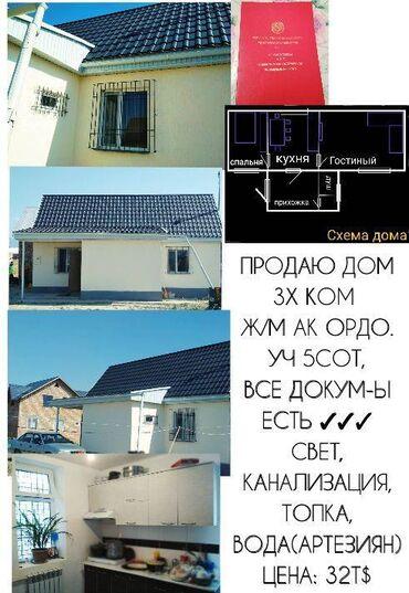 audi rs 3 25 tfsi в Кыргызстан: Продам Дом 100 кв. м, 3 комнаты