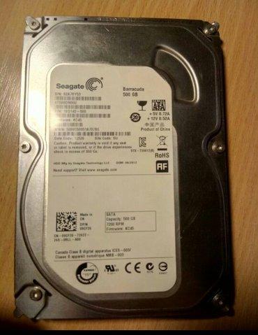 жёсткий диск на комп  1 тераббайт рабочий надо почистить писать по ном в Бишкек