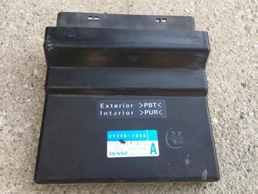 Μοτοσυκλέτες & σκούτερ σε Περιφερειακή ενότητα Θεσσαλονίκης: Ηλεκτρονικές/Εγκέφαλος/PC Kawasaki ninja 636R /2004