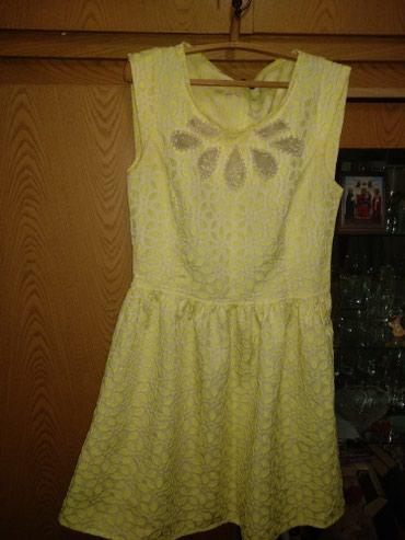 Продаётся летнее платье 46 размера в Кок-Ой