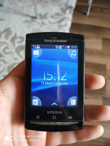 """Sony Ericsson Azərbaycanda: """"Sony Ericsson X10 mini pro"""" telefon satıram. Əla işləyir, təmirdə"""