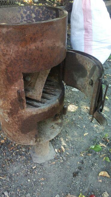 Печи и камины в Кыргызстан: Мини печка переносная