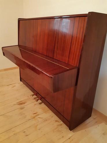belarus piano - Azərbaycan: Pianino belarus təzə kimi qalıb