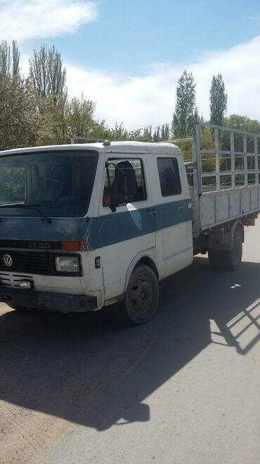 Мерседес сапог грузовой в бишкеке - Кыргызстан: Продаю или меняю Фольсфаген ЛТ 55 Грузопассажир кпп грузовой мерседес