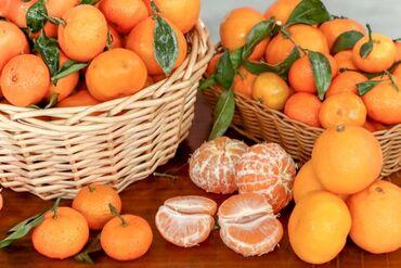 Овощи, фрукты - Кыргызстан: Мандарины из Китая на заказ Только на заказ Оптом