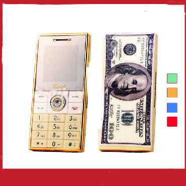телефон флай раскладушка с двумя симками в Азербайджан: Dollar dizaynlı mini telefon YeniYeniÇatdirilma varEkran