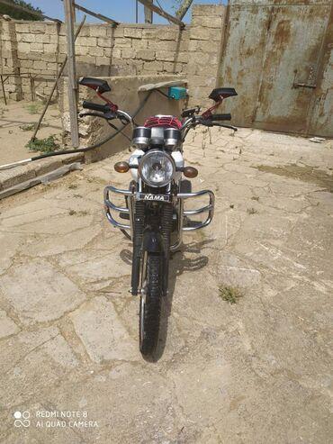 Motosiklet və mopedlər Azərbaycanda: Nama 48-2. Ela veziyettedi hec bir problemi yoxdu istediyiniz yerde