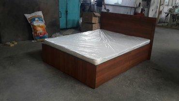 Продаю двух спалный крават размер 190/150 в Бишкек - фото 4