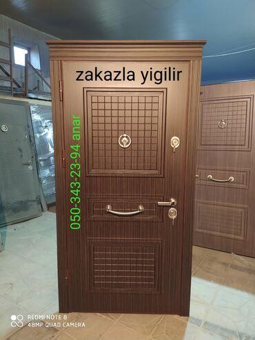 Qapılar | MDF, Seyf, Dəmir | Türkiyə, Azərbaycan
