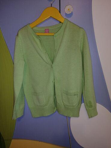Prelepa markirana garderoba za devojčice vel 116, Dopodopo, waikiki
