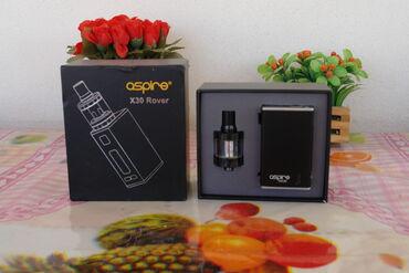 Πωλείται ηλεκτρονικό τσιγάρο Aspire X30 Rover σχεδόν ολοκαίνουριο, σε