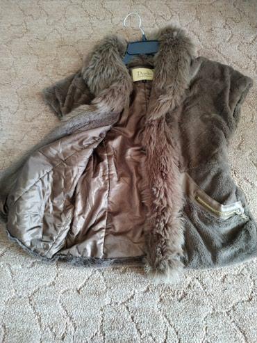 Продаю безрукавку) натуралка размер в Бишкек