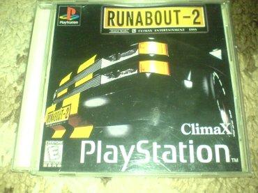 Bakı şəhərində Runabout 2 oyunu playstation 1 ucun qiymet sondur