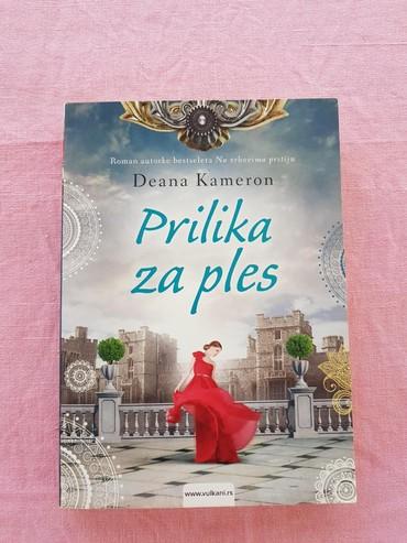 Haljina za ples - Srbija: Prilika za ples -Deana Kameron, ocuvana, kao nova