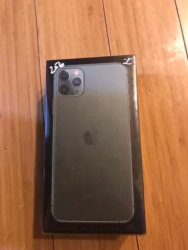 iphone 4s telefon - Azərbaycan: Yeni IPhone 11 Pro Max 256 GB Yaşıl