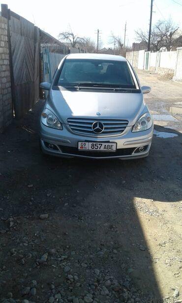 Mercedes-Benz B 170 1.7 л. 2008 | 126000 км