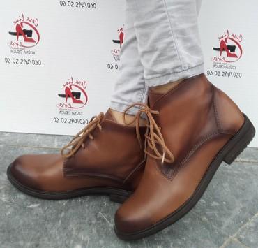 675 oglasa   ŽENSKA OBUĆA: Kvalitetne nepromočive cipele od impregnirane prirodne kože. Prirodna