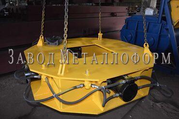 Современное гидравлическое устройство для срезки бетонных свай. Исполь