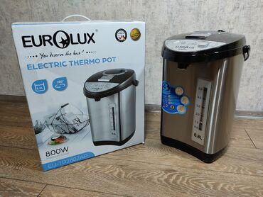 Termopot Eurolux.Alman texnologiyası6.8 litrlik termos suyu isti