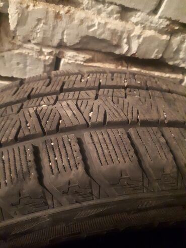 диски r15 цена в Кыргызстан: Продаю зимние шина размер 205/55 R16 цена 11500