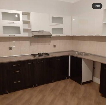 стол деревянный кухонный в Азербайджан: Кухонный мебельный гарнитур 230