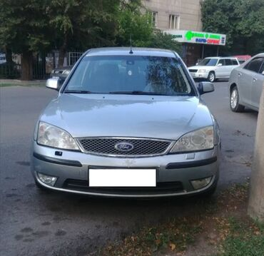 Ford Mondeo 2 л. 2004   269 км