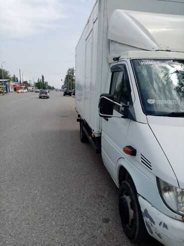 Mercedes-Benz Sprinter 2.2 л. 2003 | 390000 км