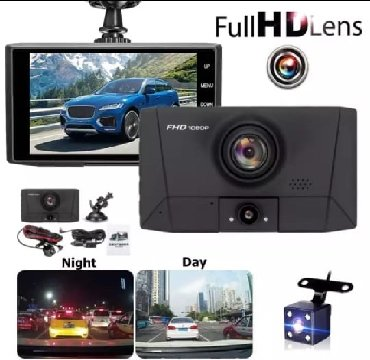 Videoqeydiyyatçılar - Azərbaycan: 3 kamerali Proze Gunduz testi(1080P) Gece testi(1080P) 1080P Gece cekl