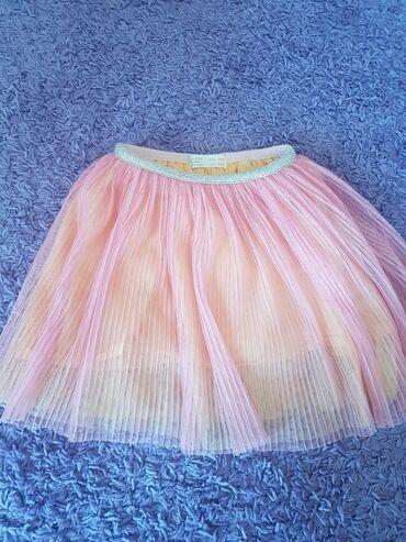 Ostala dečija odeća | Sremska Mitrovica: Zara suknjica,8-9 velicina