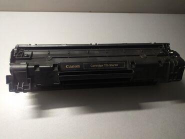 цветной принтер бишкек in Кыргызстан | ПРИНТЕРЫ: Продаю картридж canon 725 б/у