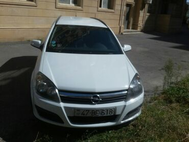 audi s2 22i turbo - Azərbaycan: Opel Astra 1.9 l. 2006 | 250000 km