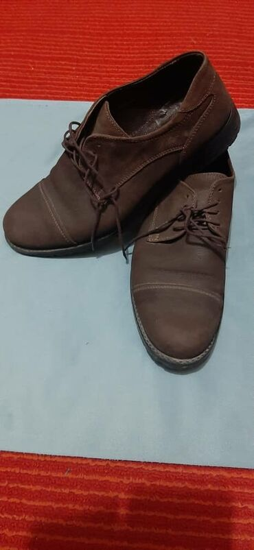 Мужские кожаные туфли,размер 42 не маломерки.В хорошем