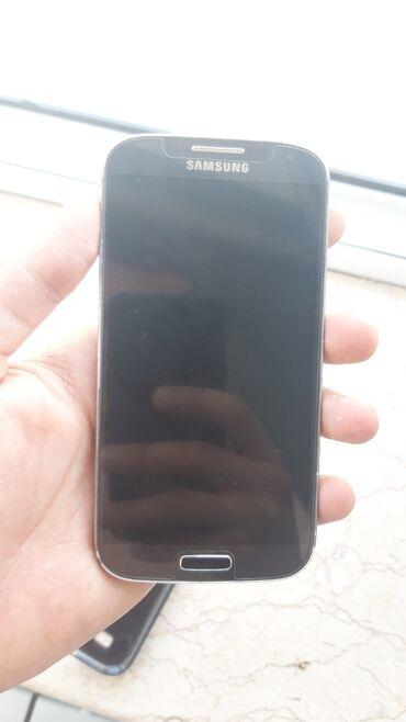 Samsung galaxy r - Азербайджан: Б/у Samsung Galaxy S4 16 ГБ Серебристый
