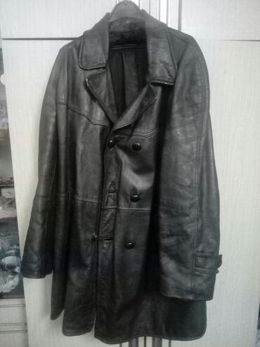Personalni proizvodi - Srbija: Nova kožna muška šoferska bunda.Topla bunda ekstra kvaliteta od prave