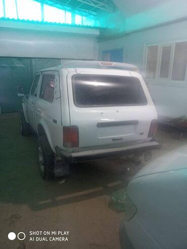 lada jellada в Кыргызстан: ВАЗ (ЛАДА) 4x4 Нива 1.7 л. 2000 | 93185 км