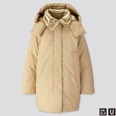 куртки uniqlo в Кыргызстан: Зимняя Куртка Uniqlo  Очень тёплая Размер м  Новая