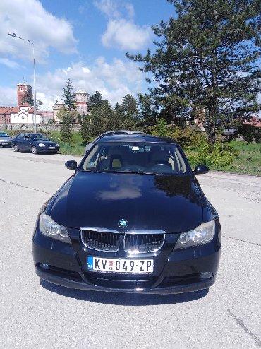 Bmw 3 серия 318d xdrive - Srbija: BMW 318 2007