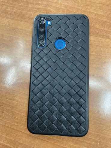 Видеокамера red - Кыргызстан: Б/у Xiaomi Redmi Note 8 64 ГБ Синий