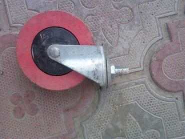 Продаю колесики по 50 сом, б/у только оптом. В наличие более 1000 шт. в Бишкек