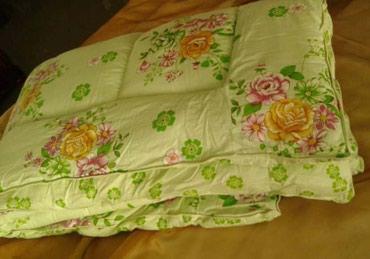 двуспальное одеяло из шерсти в Кыргызстан: Одеяло из бамбукового волокна,2-х спальное, размер 200 см х 230