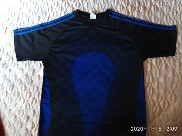adidas m в Кыргызстан: Мужская спортивная футболка adidas. Отличное качество!