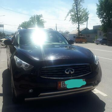 Infiniti в Бишкек: Infiniti FX37 3.7 л. 2011 | 12165 км