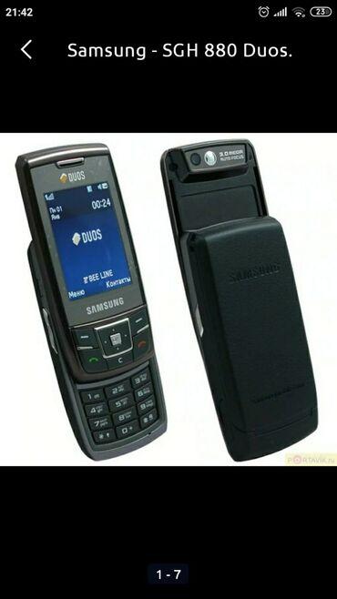 A30 qiymeti irsad - Azərbaycan: Samsung - SGH 880 . Duos .Saz vəziyyətdə.İrşad telekomdan alınıb