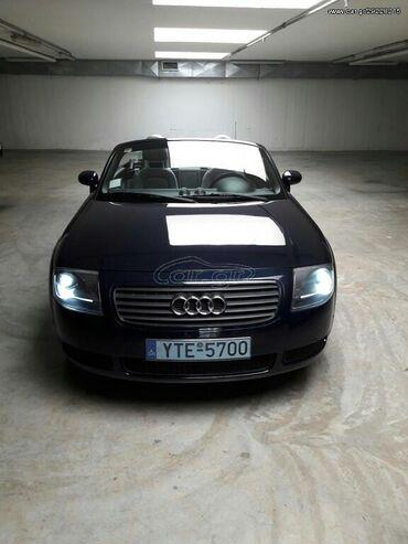 Audi TT 1.8 l. 2002 | 143000 km